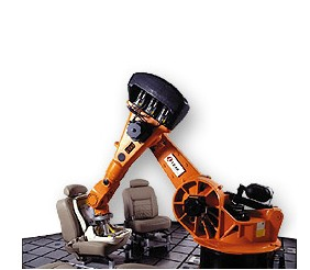 德国KUKA机器人座椅测试系统:Occubot