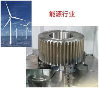 太阳工机数控立式磨床在能源行业加工利用