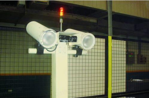 FANUC机床上下料工业机器人3DL视觉支架