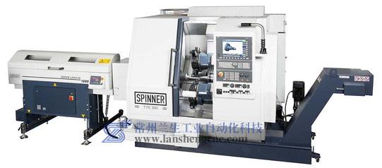 德国SPINNER TTC300车削中心