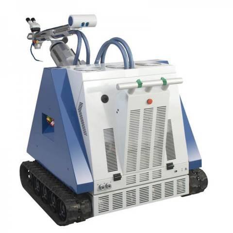 德国ALPHA LASER移动关节式激光焊机
