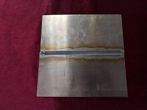铜合金焊缝